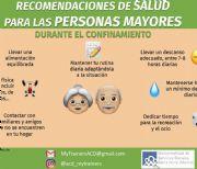 Ver imagen de Recomendaciones en materia de salud, actividad física y nutrición para desarrollar durante el confinamiento