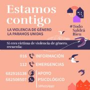 Ver imagen de Si eres Victima de violencia de género, recuerda: